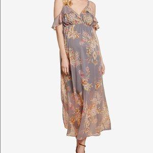 Jessica Simpson maternity dress.